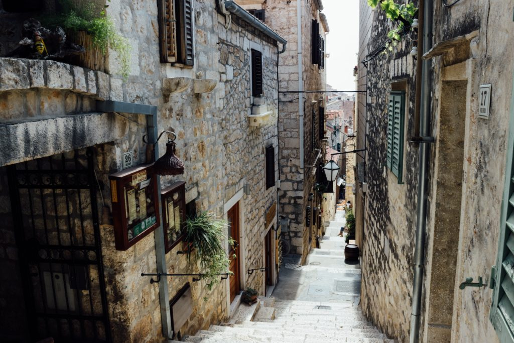 Visit less known tourist area; Hvar, Stari Grad