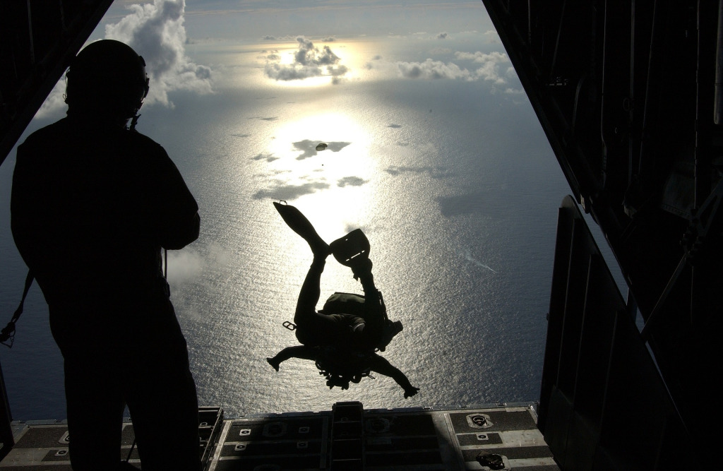 Skydiving & Scuba diving, what's the catch?