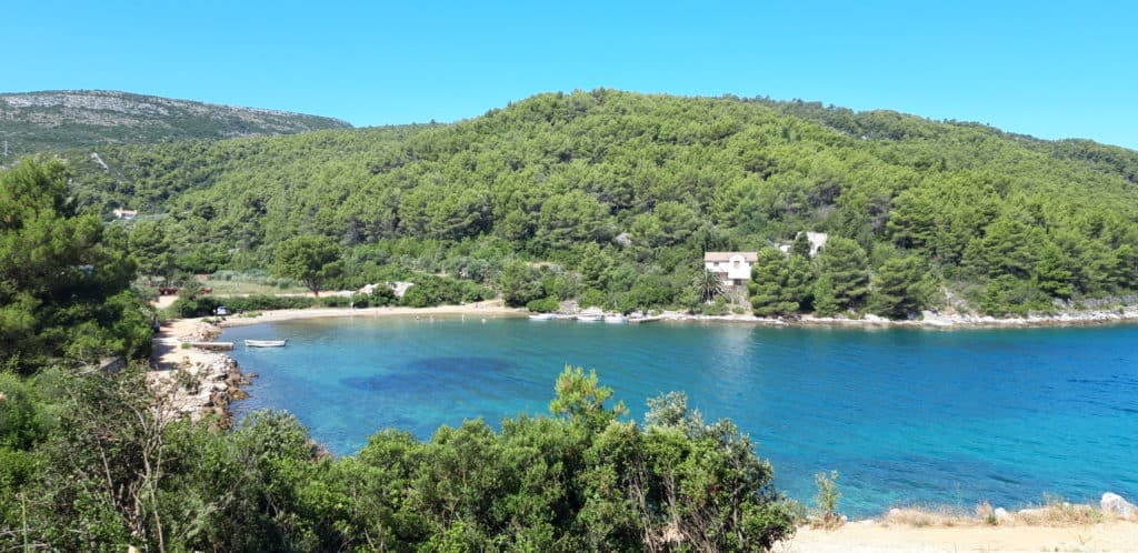 Stari Grad, Maslinica beach. Why visit Hvar, Croatia in 2020