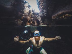 Take underwater photos and monetize your love of photography