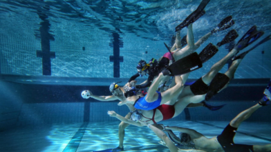 Underwater rugby; Have you ever tried this