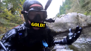 Have you ever scuba dive for a lost treasure?