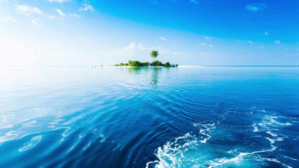 relax island