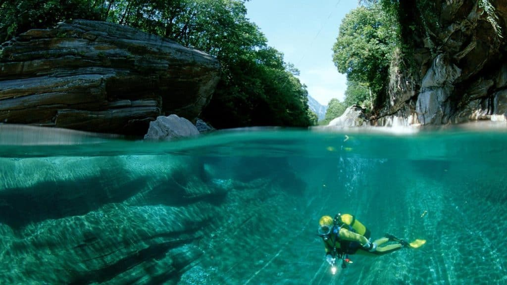 scuba diving is awesome sport