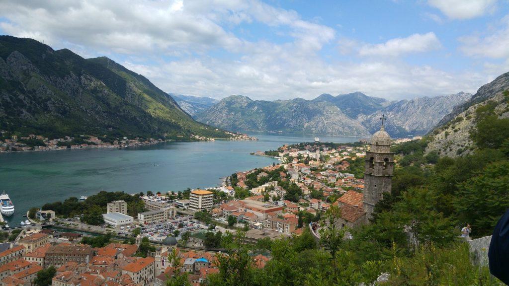 Visit less known tourist area; Kotor, Montenegro