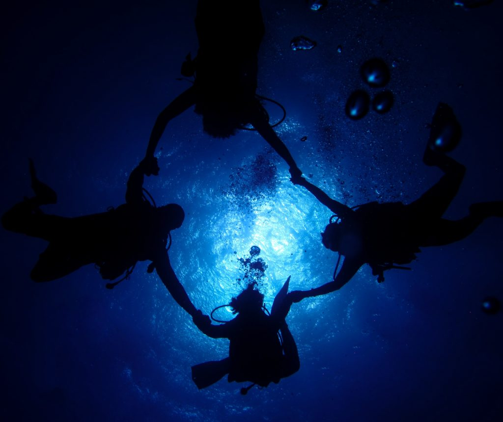Five interesting things about scuba diving