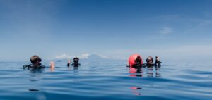 Scuba Diving Relieves Stress