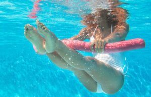 Read more about the article 5 Reasons why water aerobics is more than a tourist offer