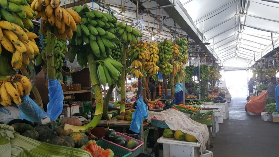 Maldives local market