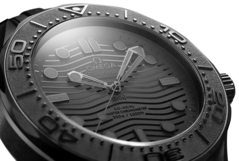 Read more about the article Omega Seamaster Diver 300M Black Black