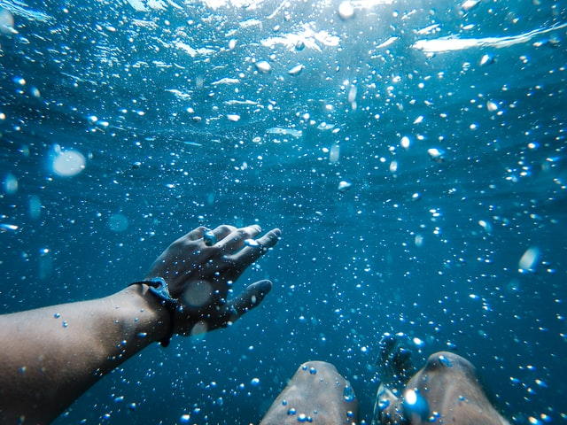 scuba diving safety and issues