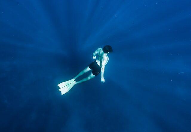freedivers lifestyle