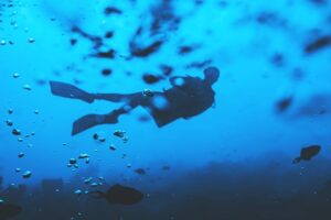 How to progress as a diver in the time of COVID?