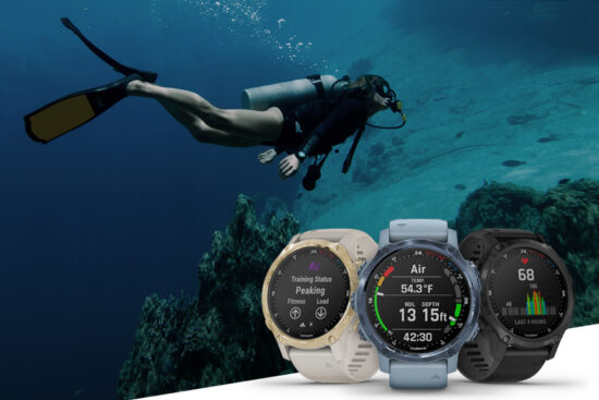 Read more about the article Garmin Descent Mk2S designed for ladies